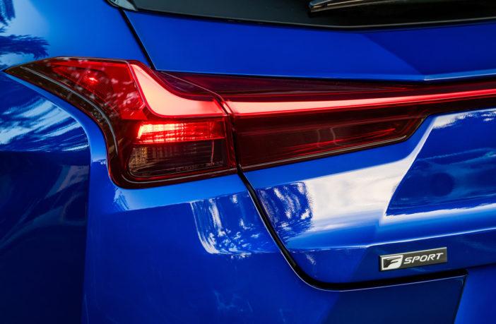 Lexus selects Dunlop run-flats for new UX