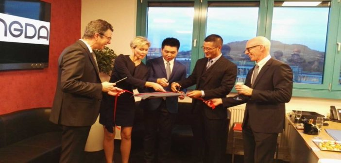 Xingda Steel Tyre Cord opens office in Luxembourg