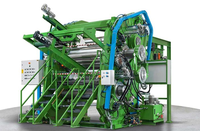 Show news: Comerio to launch calendering machinery