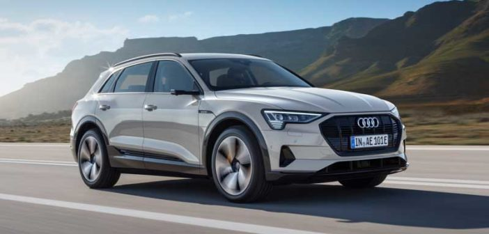 Bridgestone to supply tires for Audi e-tron
