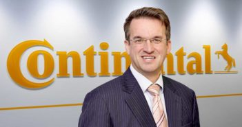 New earthmoving product line manager for commercial specialty tires at Continental