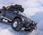 Expeditions 7: First successful traverse of the Greenland Ice Cap