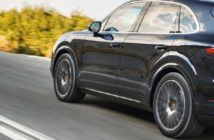 Michelin develops winter tires for the Porsche Cayenne