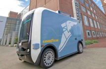 Goodyear advances autonomous vehicle tire research