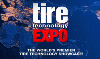 Tire Expo roundup video screengrab