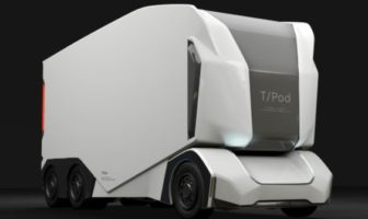 Einride electric pods to be deployed at Michelin sites in France