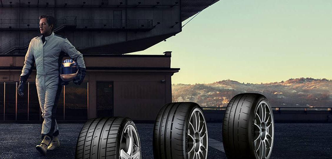 Goodyear returns to ultra, ultra high-performance tire