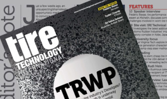 Tire Technology Magazine | Read Issues Online Today!
