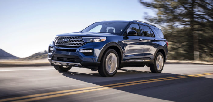 Hankook to supply Kinergy GT tires for 2020 Ford Explorer