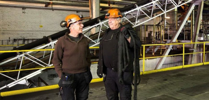Enviro begins production at tire recycling plant in Sweden
