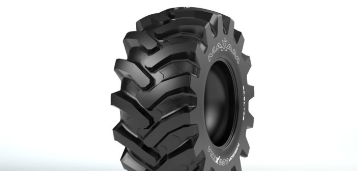 Maxam develops new bead wrapping process for forestry tires