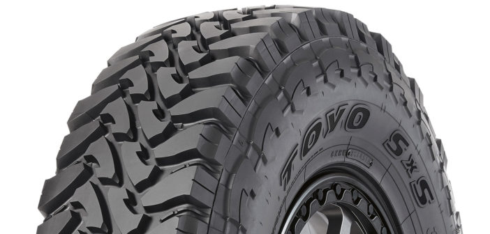 Toyo Tires develops Open Country SxS for side-by-side vehicles