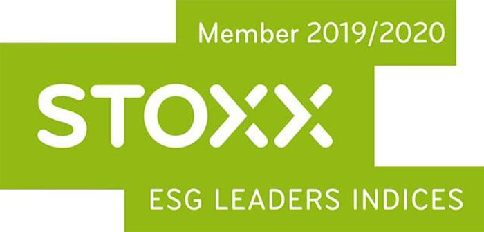 Tire manufacturer recognized on Stoxx Global ESG Leaders Index for sustainable practices