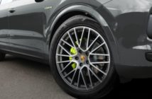 Hankook selected as original equipment tire supplier for Porsche Cayenne