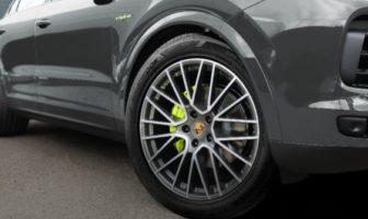 Hankook selected as original equipment tire supplier for Porsche Cayenne