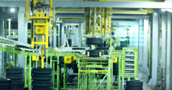 Get a glimpse into how Nankang manufactures tires