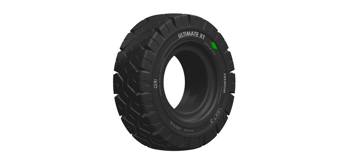 GRI introduces eco-friendly solid rubber tires | Tire Technology  International