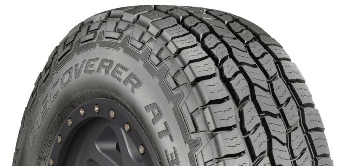 Cooper Discoverer AT3 LT OE on new Nissan Navara N-Trek Warrior