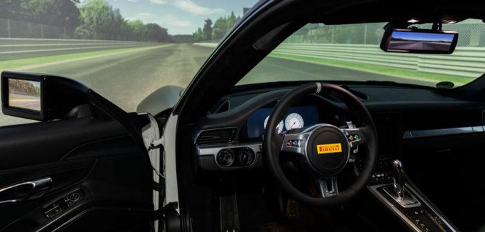 New driving simulator installed at Pirelli