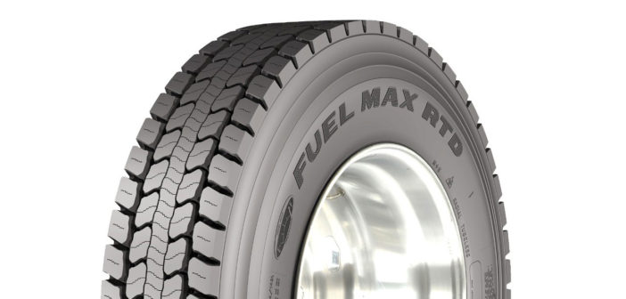 Goodyear's Fuel Max RTD tire available in more sizes