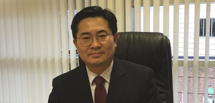 Keon Park new managing director for Kumho Tyre UK