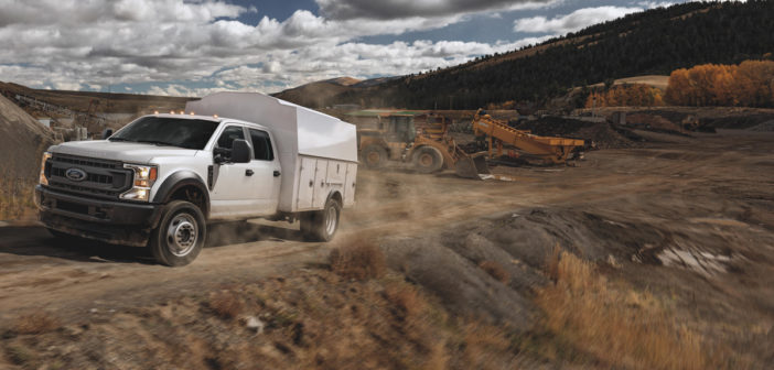 Hankook selects all-season tires for Super Duty F-450 and F-550 Chassis Cab