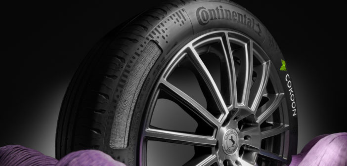 Continental and Kordsa produce first tires containing RF-free dip