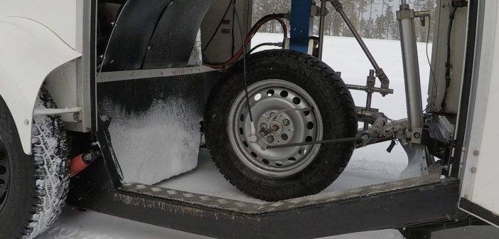 Test World and Applus+ Idiada team-up to offer tire testing using skid trailer