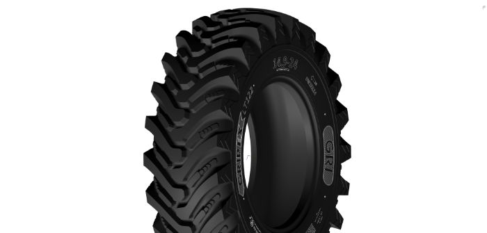 Tire for heavy duty loader applications launched by GRI