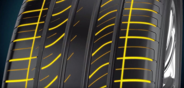 Noise reduction technology from Giti Tire