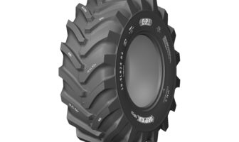 GRI launches Grip XLR MP55 construction tire