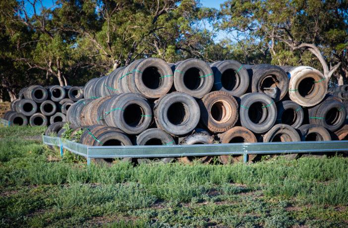 Queensland motor industry invests in zero-emission Australian tire recycler