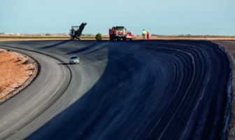 Nokian Tyres' Spanish testing center update