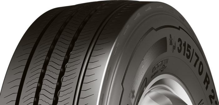 New long-haul tires promise greater wear resistance