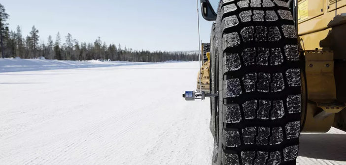 New all-season tires for industrial applications