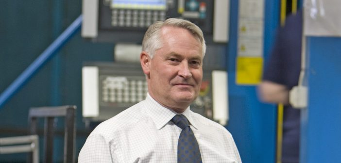 CEO appointed for compound supplier Hexpol