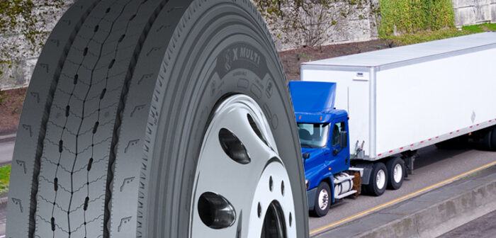 Michelin releases details of new tires for commercial sector