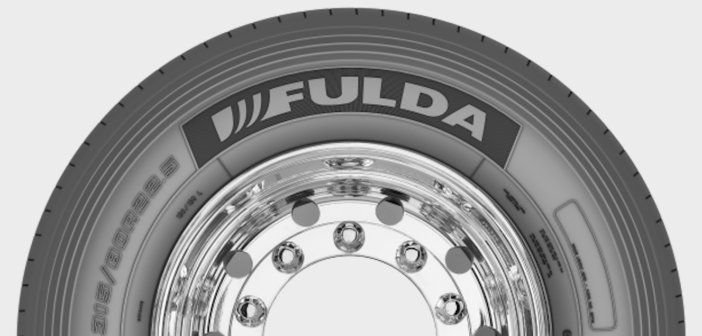 New range of commercial tires from Fulda