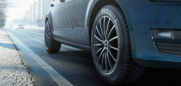 All-season CrossClimate 2 launched by Michelin