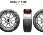 Kia selects Kumho tires for battery electric EV6