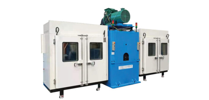 Smithers installs tire durability testing equipment at Chinese laboratory