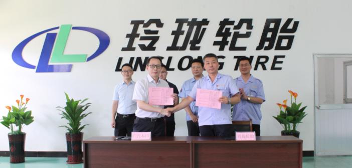 Linglong begins OE supply for Guangqi Honda Crider