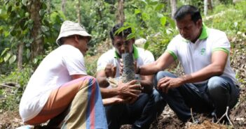 GRI plants rubber trees under Greening Our Planet initiative